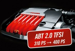 Préparation Moteur ABT VW Golf 7 R 5G (01/2014+) 2,0 TFSI 300 Ch
