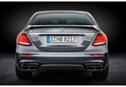 Diffuseur + Embouts échappements E63 AMG S pour Mercedes Classe E Berline (W213) Pack AMG