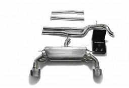Ligne d'échappement sport Cat-Back inox ARMYTRIX à valves pour Audi RS3 SportBack (8V) (2015-)