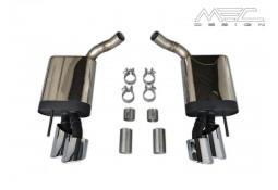 Echappement MEC DESIGN Mercedes SL 350 / 500 (R230) - Silencieux