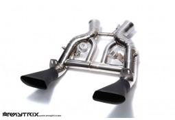 Echappement ARMYTRIX McLaren 650S 2WD - Silencieux à valves (2015-)