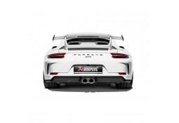 Echappement AKRAPOVIC Porsche 911 991.1 GT3 / GT3 RS Silencieux (2014-2017)