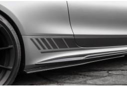Extensions de bas de caisse Carbone PSM Dynamic Mercedes C63 / C63 S AMG Coupé C205 (2014+)