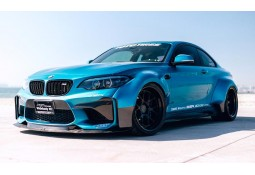 Kit carrosserie PSM Dynamic Bmw M2 F87 Widebody (2015+)