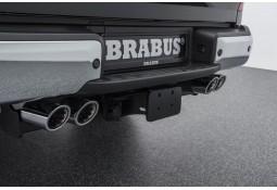 Echappement BRABUS Mercedes Classe X W470 -Silencieux