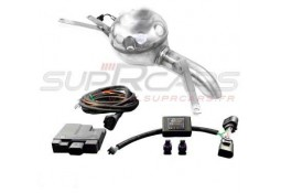 Active Sound System PORSCHE Cayenne V6 V8 Diesel 957 by SupRcars® (Version Plug&Play)