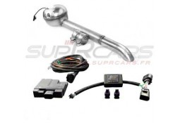 Active Sound System PORSCHE Cayenne V6 V8 Diesel 958 by SupRcars® (Version Plug&Play)