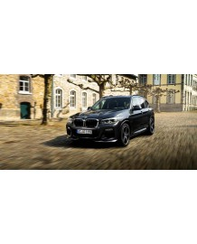Spoiler avant AC SCHNITZER BMW X3 Pack M (G01) (2017+)