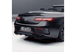 Diffuseur + Embouts échappements E53 AMG pour Mercedes Classe E Coupé / Cabriolet (A/C238) Pack AMG (Version Black)