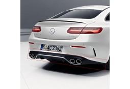 Diffuseur + Embouts échappements E53 AMG pour Mercedes Classe E Coupé / Cabriolet (A/C238) Pack AMG
