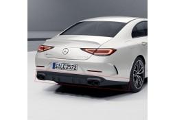 Diffuseur + Embouts échappements CLS53 AMG pour Mercedes CLS (C257) Pack AMG (Version Black)