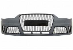 Pare-chocs look RS4 B8 pour Audi A4 Berline & Avant B8 (2012-2015)