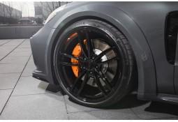 "Pack Jantes TECHART Formula IV Black 10/12x22"" Porsche Panamera 971"