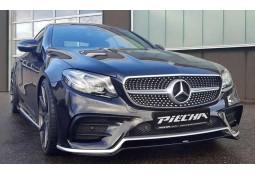 Spoiler Avant RSR PIECHA Mercedes Classe E Coupé / Cabrio (A/C238) Pack AMG