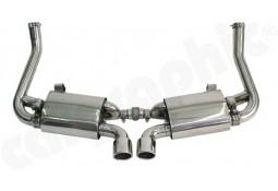 Silencieux à valves CARGRAPHIC Porsche Cayman / Boxster S 987 MKII