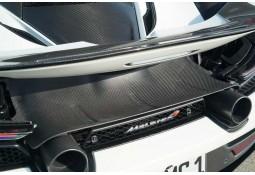 Inserts Carbone échappement NOVITEC McLaren 720S