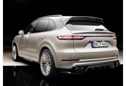 Becquet de coffre TECHART Porsche Cayenne (E3/9YA) (2018+)