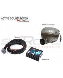 Active Sound System BMW X3 2,0d 3,0d E83 by SupRcars®