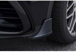 Spoiler avant Carbone BRABUS Mercedes GLC63 AMG SUV (X253) (2018+)
