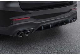 Echappement BRABUS Mercedes GLC63 SUV (X253) (2017+) Silencieux à valves + Extensions deDiffuseur Carbone