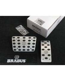 Pédalier Aluminium BRABUS pour Mercedes G W463 A (2018+)