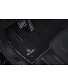 Tapis de sol BRABUS pour Mercedes G W463 A (2018+)
