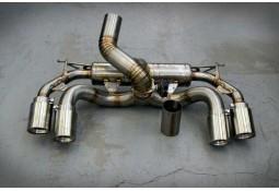 Echappement TUBI STYLE BMW M2 F87 - Silencieux à valves