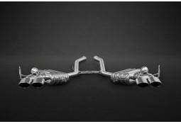 Echappement CAPRISTO Mercedes ML63 AMG W164-Silencieux à valves