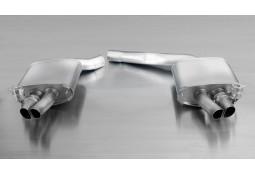 Echappement REMUS Audi RS4 / RS5 4,2l V8 B8 450Ch - Silencieux à valves