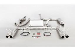 Echappement REMUS Honda Civic Type R FK2 (2015+) - Ligne Cat-Back à valves