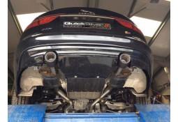 Silencieux d'échappement QUICKSILVER Jaguar XF 3.0 Supercharged  (2016-)