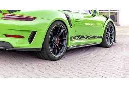 Prises d'air arrière Carbone TECHART Porsche 991.2 GT3 RS