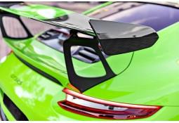 Caches Latéraux de becquet Carbone TECHART Porsche 991.2 GT3 RS