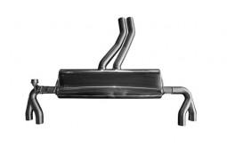 Echappement HAMANN BMW X4 M40i (F26) Pack M - Silencieux à valves (2014+)