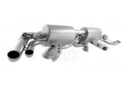 Echappement EVOX Audi R8 V8 (Ph.1) - Silencieux à valves (2007-2012)