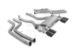 Echappement EVOX BMW M3 (F80) / M4 (F82) - Ligne Cat-Back à valves (2014+)