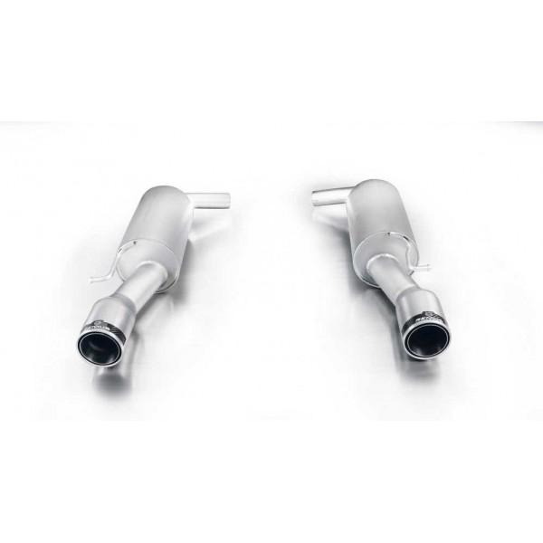 Echappement REMUS Mini Cooper S R55 Clubman 174ch (2008+)- Silencieux