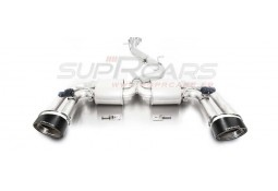 Echappement REMUS Audi RS3 8V 367Ch (2015-2017) - Ligne Cat-Back à valves