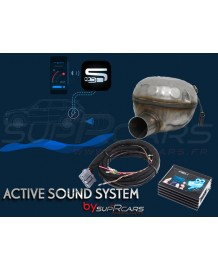 Active Sound System SEAT Leon 1,0 1,2 1,4 1,8 2,0 TSI (2008+) by SupRcars®