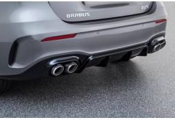 Echappement BRABUS Mercedes Classe A250 (+4MATIC) (W177) - Silencieux à valves + Diffuseur (2018+)