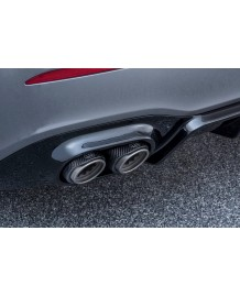 Diffuseur BRABUS Mercedes Classe A (W177) Pack AMG (2018+)