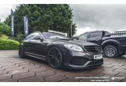 Kit Carrosserie PRIOR DESIGN Mercedes CL (W216) PD Blackedition V4