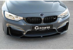 Spoiler Avant Carbone G-POWER BMW M3 (F80) (2014+)