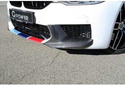Spoiler Avant Carbone G-POWER BMW M5 (F90) (2018+)