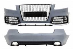 Kit carrosserie look RS5 B8 pour Audi A5 Coupé & Cabrio (2007-2011)