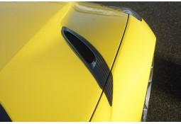 Inserts Capot Avant Carbone NOVITEC Ferrari 812 Superfast