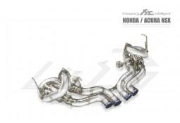 Echappement Fi EXHAUST Honda NSX (2017+) - Silencieux à valves