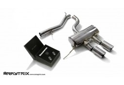 Echappement ARMYTRIX VW Golf 6 R - Ligne Cat-Back à valves (2008-2013)
