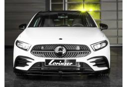 Extension de Spoiler Avant LORINSER Mercedes Classe A (W177) Pack AMG (2018+)
