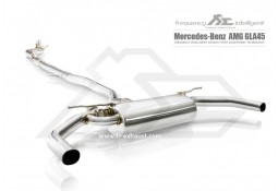 Echappement Fi EXHAUST Mercedes GLA45 AMG (X156) - Ligne Cat-Back à valves (2014+)